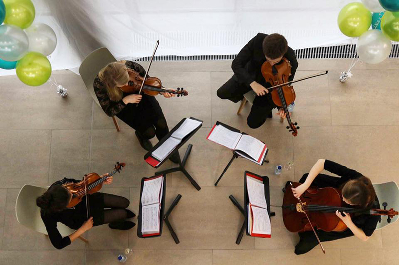 The Claret String Quartet
